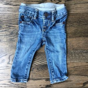 Baby Gap jeans!